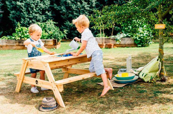 mesa picnic infantil