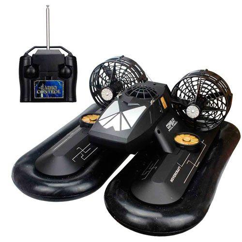 Aerodeslizador Anfibio Teledirigido