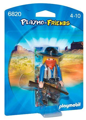 Bandido, de Playmobil