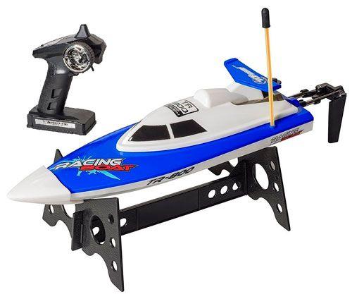 Barco de Velocidad con Control Remoto, de Top Race