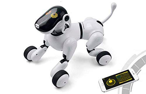 Perro Robot Inteligente Puppy