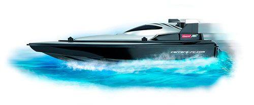 Race Boat, Barco con Radiocontrol