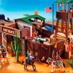fuerte oeste playmobil