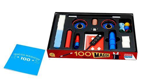 Caja con 100 Trucos de Magia