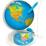 globo terraqueo interactivo Clementoni