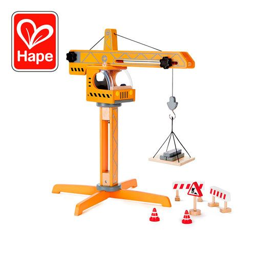Grúa, de Hape International