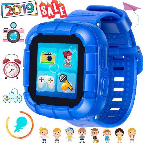 Reloj de Juegos para Niños, de Turnmeon
