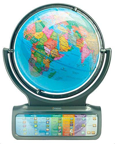 Smart Globe Infinity, de Oregon Scientific