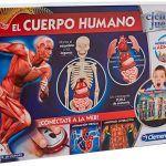 El Cuerpo Humano, de Ciencia y Juego