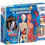 Laboratorio de Anatomía, de Clementoni