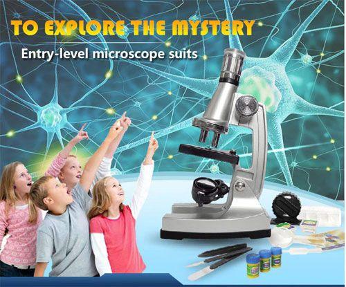 Microscopio Monocular, de Yegren Tools Store