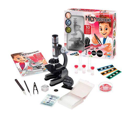 Microscopio para Niños, de Buki France