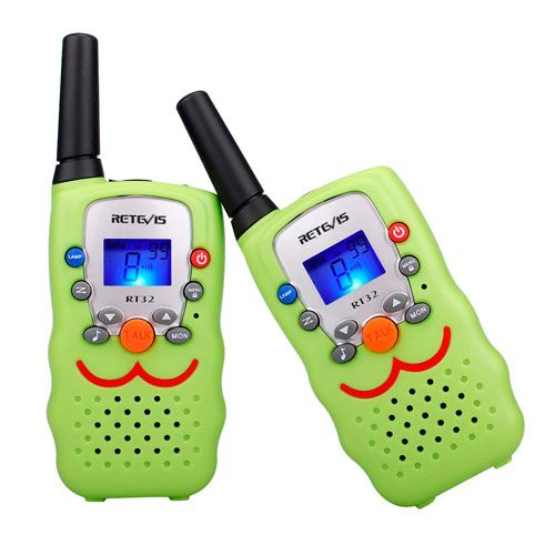 Walkie Talkies RT32, de Retevis
