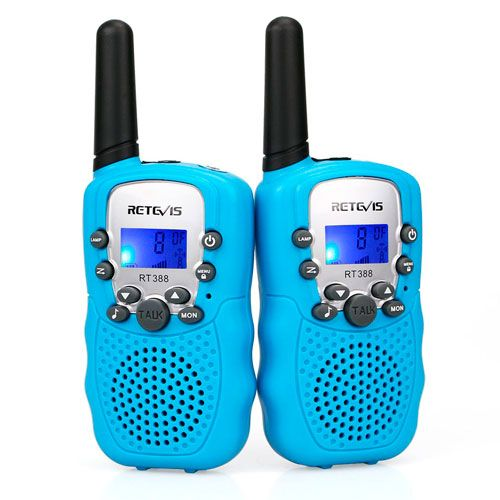 Walkie Talkies para Niños, de Retevis