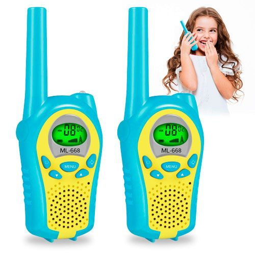 Walkie Talkies para Niños, de BlueFire