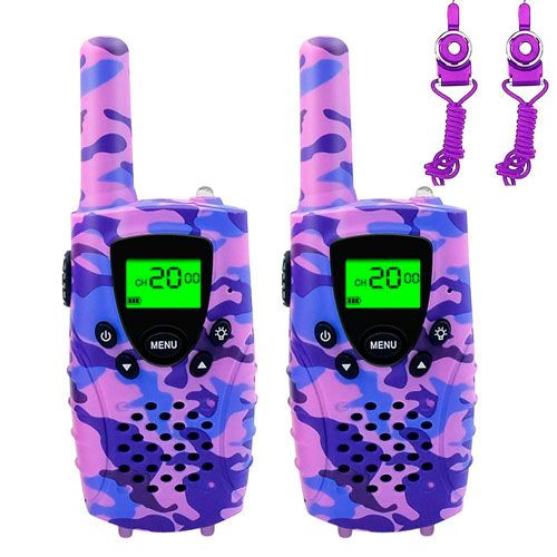 Walkie Talkies para Niños, de Fairwin