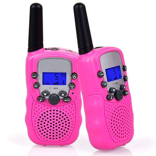 Walkie Talkies para Niños, de Flybiz