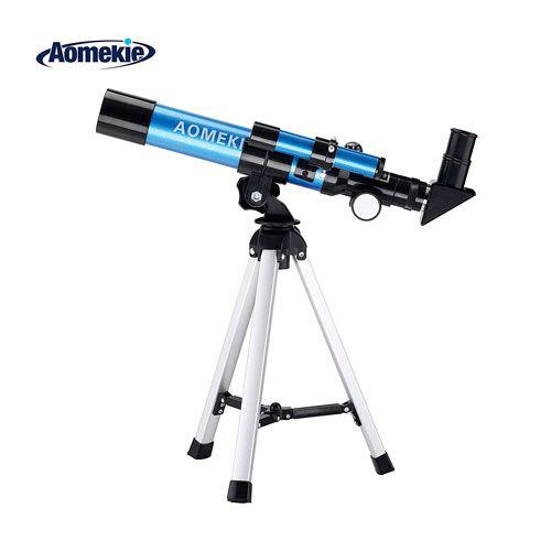 Telescopio Refractor para Niños, de Aomekie