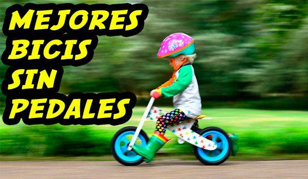 mejores bicis sin pedales